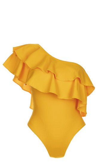 TORI swimmwear  yellow - SHE swimsuits