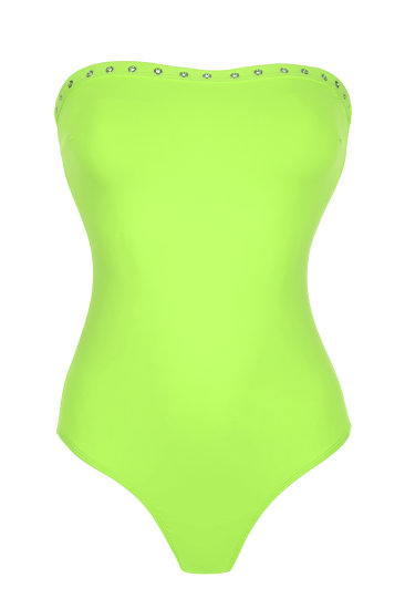 SAM swimmwear  green - SHE swimsuits