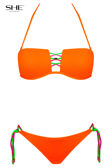 ANABELL orange - SHE swimsuits