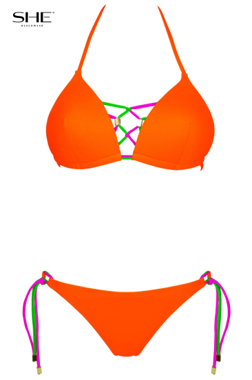 ANETTE orange - SHE swimsuits