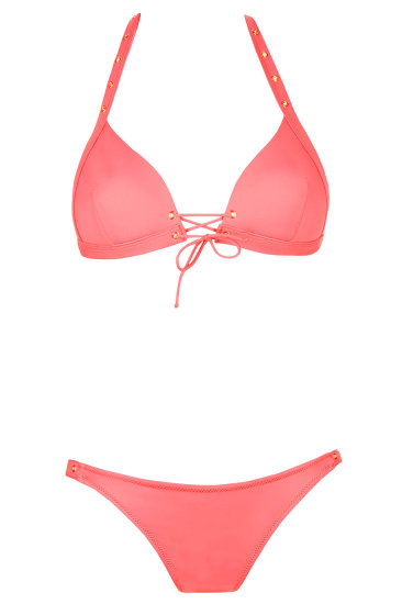 CATHERINA pink - SHE swimsuits