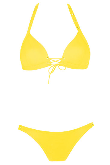 CATHERINA yellow - SHE swimsuits