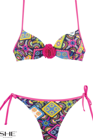 CHANTE swimsuit pink - SHE swimsuits