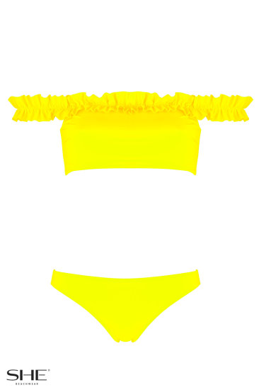 EVELYN yellow - SHE swimsuits