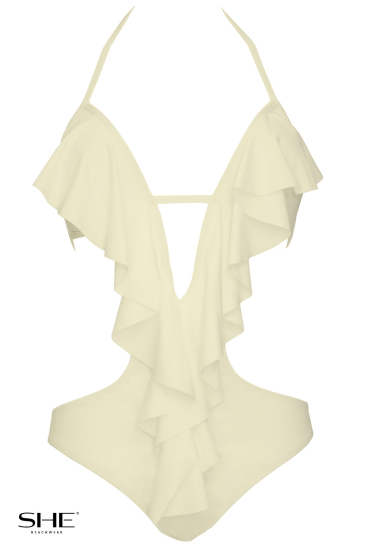 EVITA creamy - SHE swimsuits
