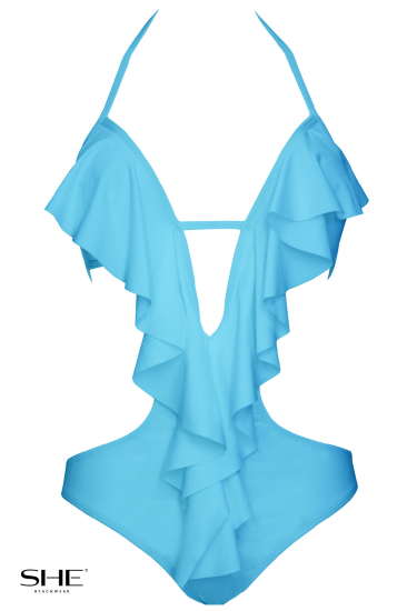 EVITA cerulean - SHE swimsuits