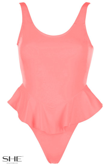 MAXIMA Salmon pink - SHE swimsuits