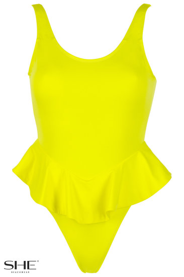 MAXIMA yellow - SHE swimsuits