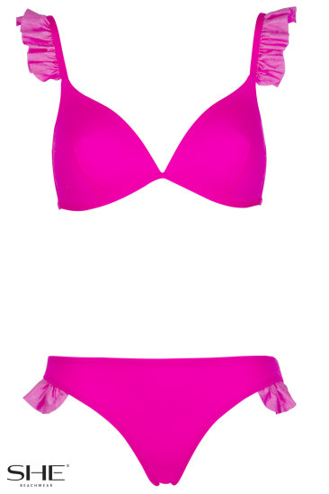 MILLY pink - SHE swimsuits