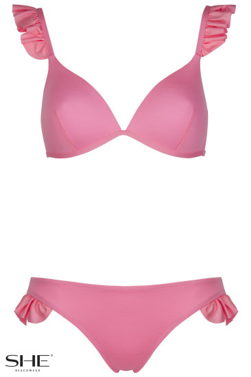 MILLY Salmon pink - SHE swimsuits