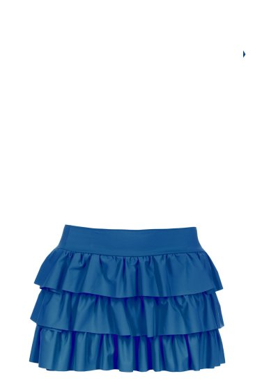 Mini skirt niebieski morski - SHE swimsuits