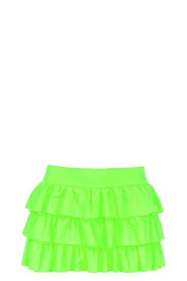 Mini skirt green - SHE swimsuits