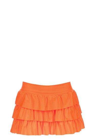 Mini skirt orange - SHE swimsuits