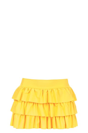 Mini skirt yellow - SHE swimsuits