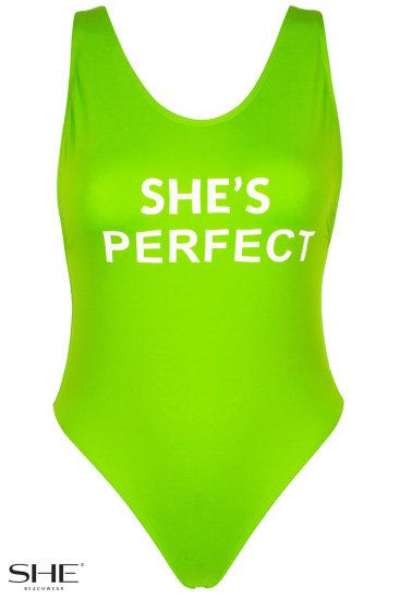 PENELOPE green - SHE swimsuits
