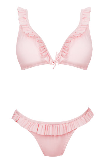 RABEL pink - SHE swimsuits