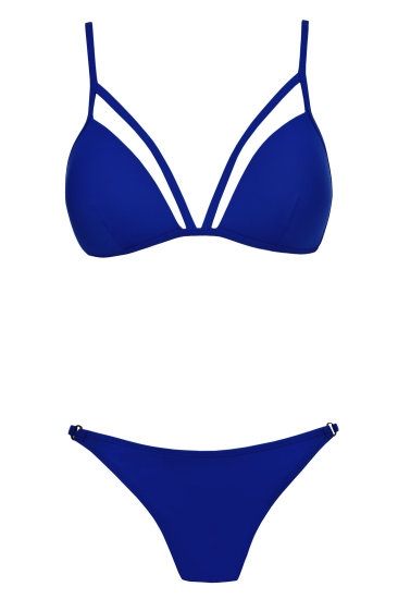 RAVEN medium blue - SHE swimsuits