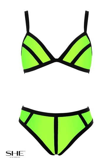 KELIS swimsuit green - SHE swimsuits