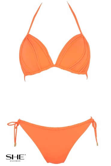 MAGGIE swimsuit orange - SHE swimsuits
