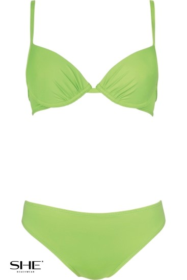 MARTINA swimsuit green - SHE swimsuits