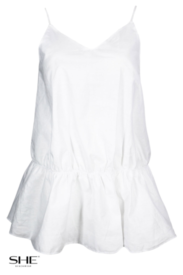 DRESS white - SHE swimsuits