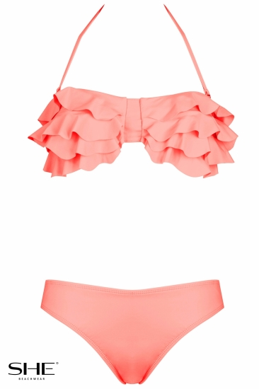 TAYLOR Salmon pink - SHE swimsuits