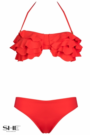 TAYLOR wild strawberry - SHE swimsuits