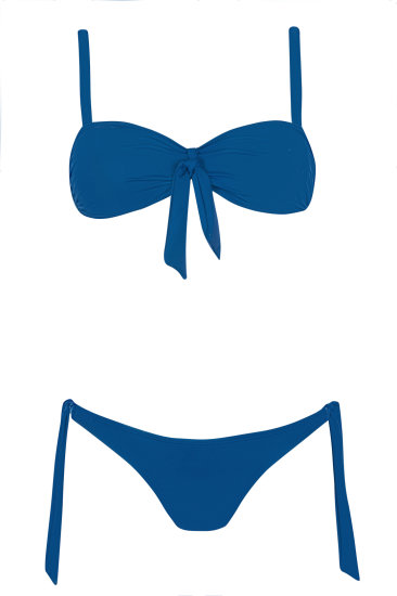 TINA medium blue - SHE swimsuits