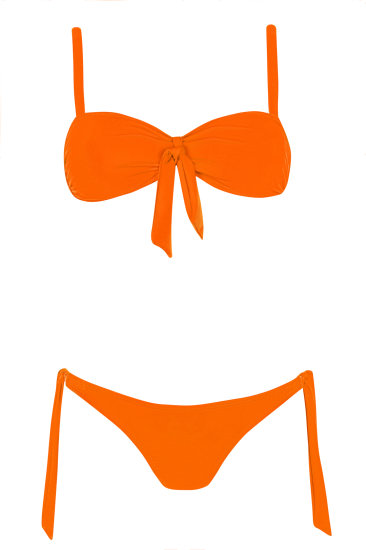 TINA orange - SHE swimsuits