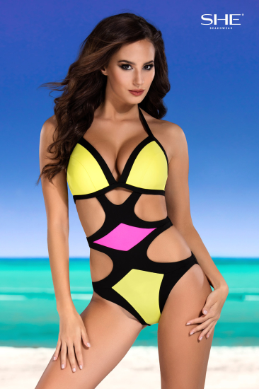 JILL swimsuit (546) - SHE Beachwear