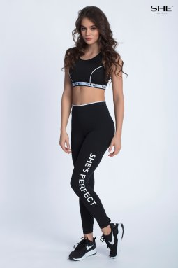 SAMARA TOP Komplet Fitness (1000) - SHE Beachwear