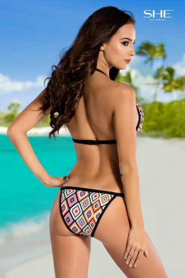 ABBY swimsuit 2, plecy - SHE Beachwear