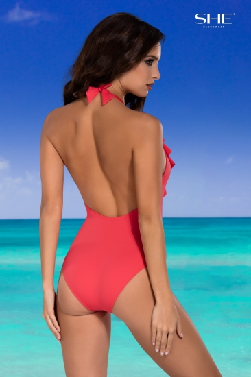 ANDREA swimsuit, plecy - SHE Beachwear
