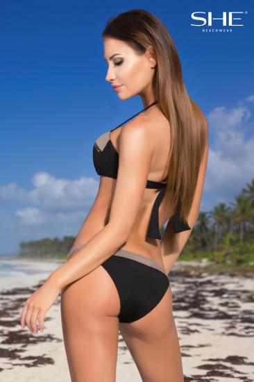 JENNY swimsuit, plecy - SHE Beachwear
