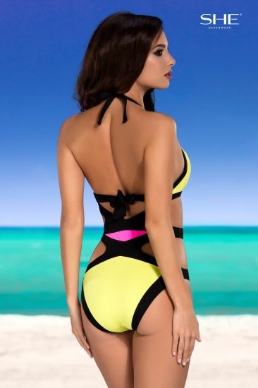 JILL swimsuit, plecy - SHE Beachwear