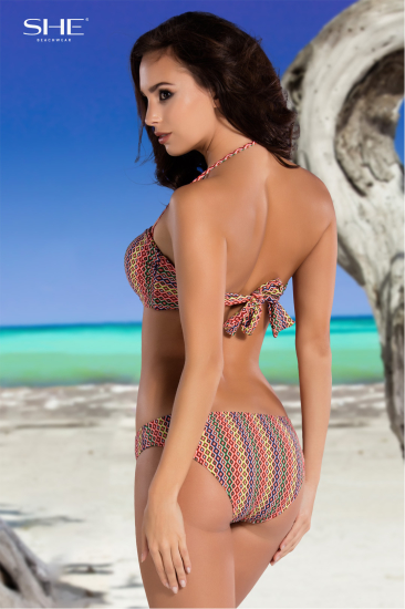 LIBY swimsuit, plecy - SHE Beachwear