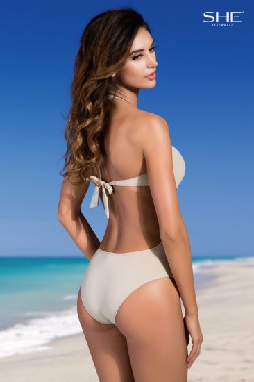 TIFFANY swimsuit, plecy - SHE Beachwear